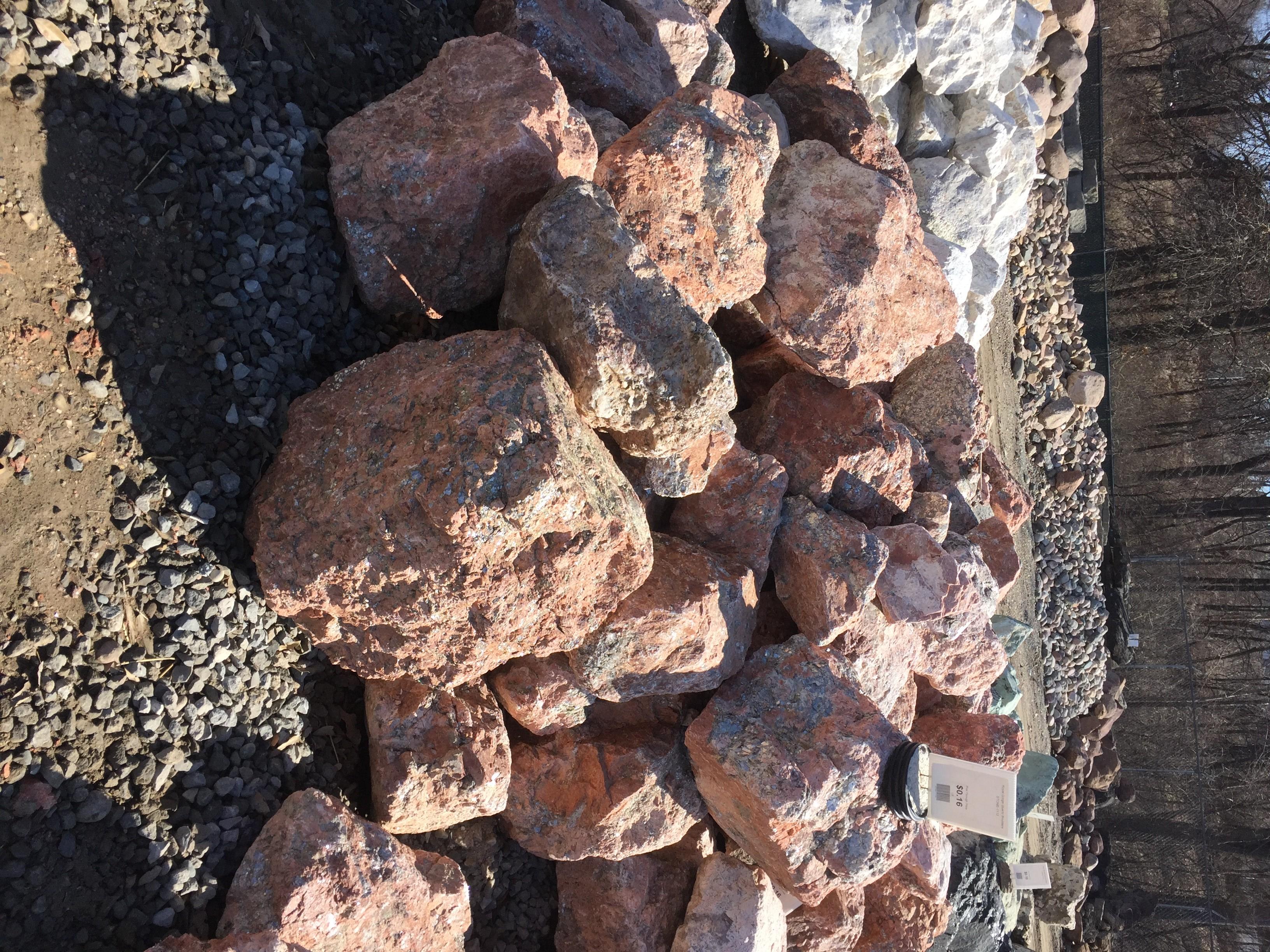 Royal Gorge Quartz Boulders