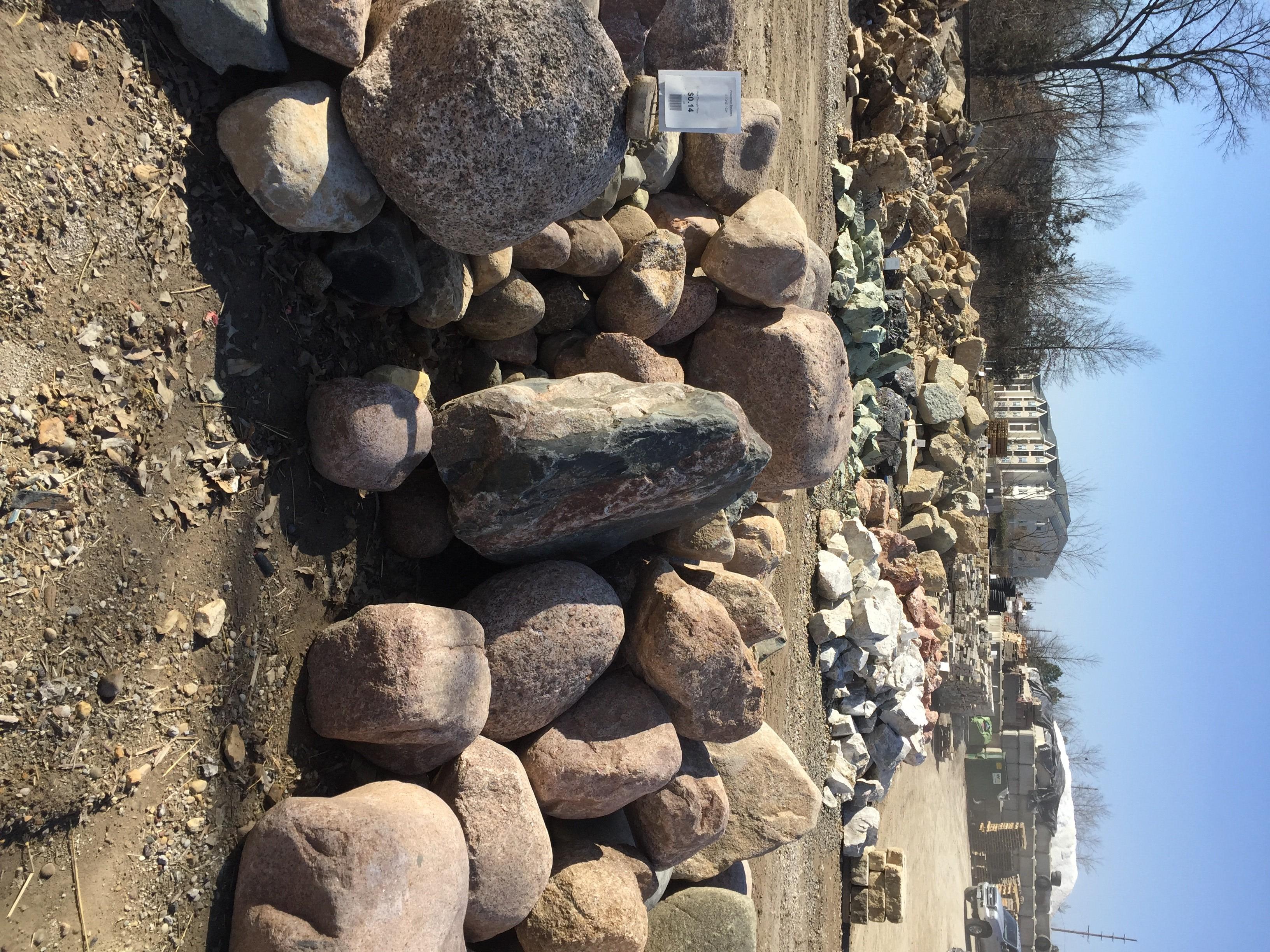 Wisconsin Boulders
