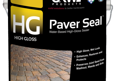 SRW High Gloss Paver Seal