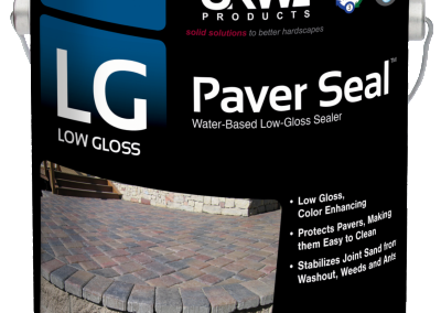 SRW Low Gloss Paver Seal