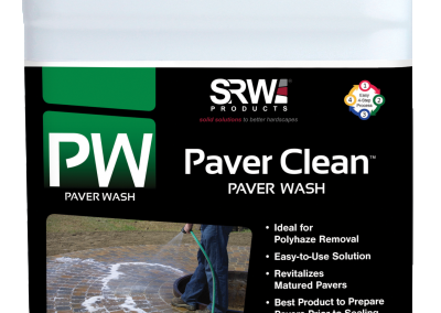 SRW Paver Wash